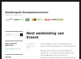 energie.goedkoopsteleveranciers.nl