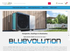 energieclim.com