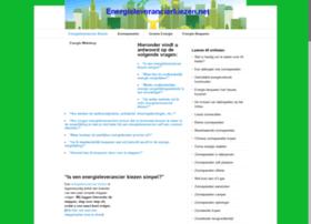 energieleverancierkiezen.net