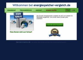 energiespeicher-vergleich.de