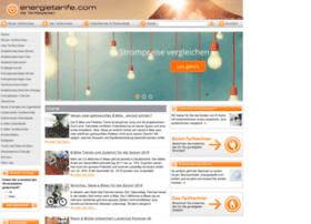 energietarife.com