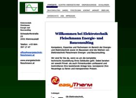energietechnik-fleischmann.at