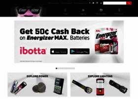 energizer.com