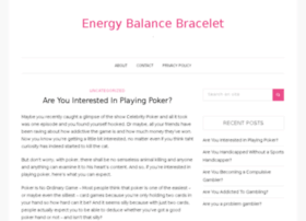 energy-balance-bracelet.com