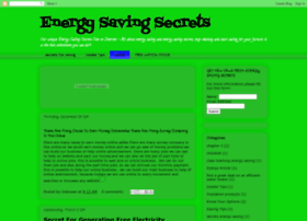 energy-saving-secrets.blogspot.com
