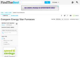 energy-star-furnaces.findthebest.com