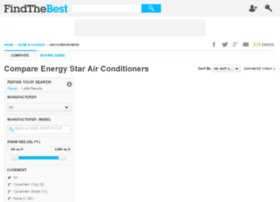 energy-star-window-air-conditioner.findthebest.com