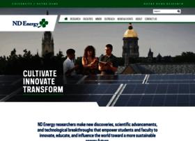 energy.nd.edu