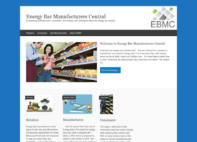 energybarmanufacturers.org