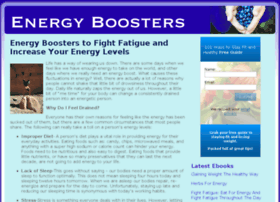 energyboosters.info