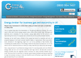 energybrokers4u.co.uk