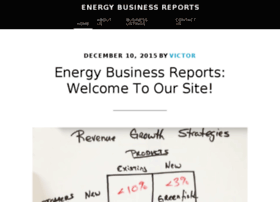 energybusinessreports.com