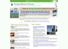 energyefficientchoices.com