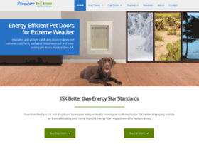 energyefficientdogdoors.com