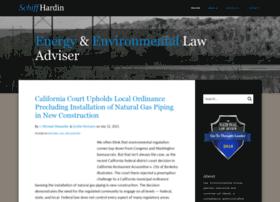 energyenvironmentallawadviser.com