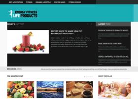energyfitnesslifeproducts.com