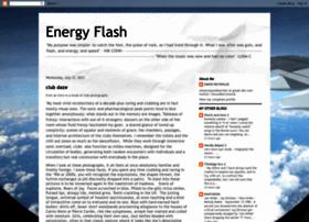 energyflashbysimonreynolds.blogspot.co.uk