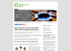 energysavingadvice.co.uk