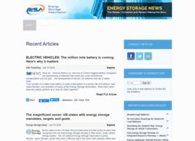 energystoragenews.org