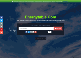 energytable.com