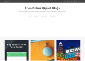 enesdokuz.blogspot.com