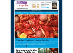 enews.louisianatravel.com