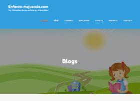 enfance-majuscule.com