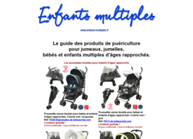 enfants-multiples.fr