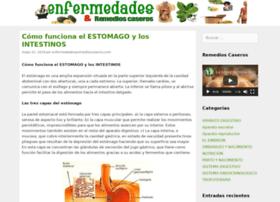 enfermedadesyremedioscaseros.com