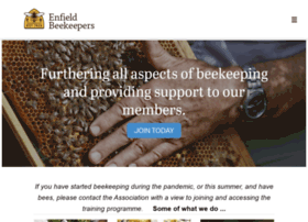 enfieldbeekeepers.org.uk