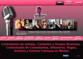 enforoproducciones.com.mx