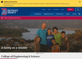 eng-sci.udmercy.edu