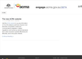 engage.acma.gov.au