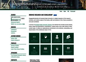 engagedscholarship.csuohio.edu