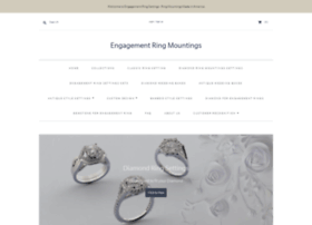 Engagement-ring-mountings.com