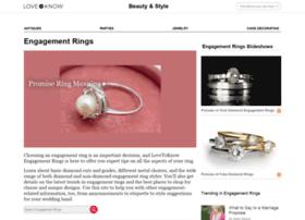 engagementrings.lovetoknow.com