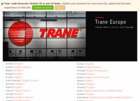 engineer.trane.com