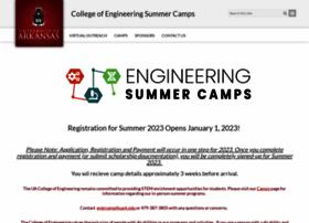 engineering-camps.uark.edu