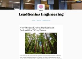 engineering.leadgenius.com