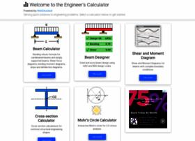 engineeringcalculator.net