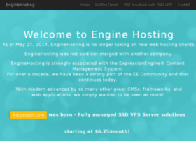 enginehosting.com