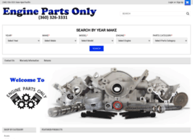 enginepartsonly.com