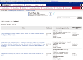 england.unitedkingdom-tenders.co.uk