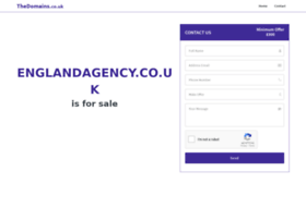 englandagency.co.uk