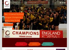 englandkorfball.co.uk