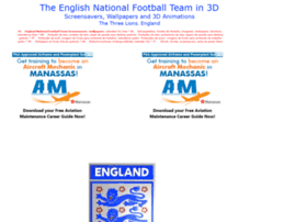 englandnationalteam.pages3d.net