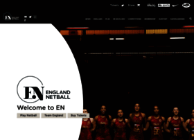 englandnetball.co.uk