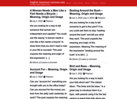english-grammar-lessons.com