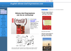 english-idioms-and-expressions.com
