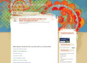 english-love.com